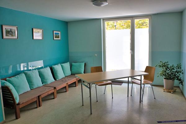 Bewohnerzentrum Nordhaide: Gruppenraum