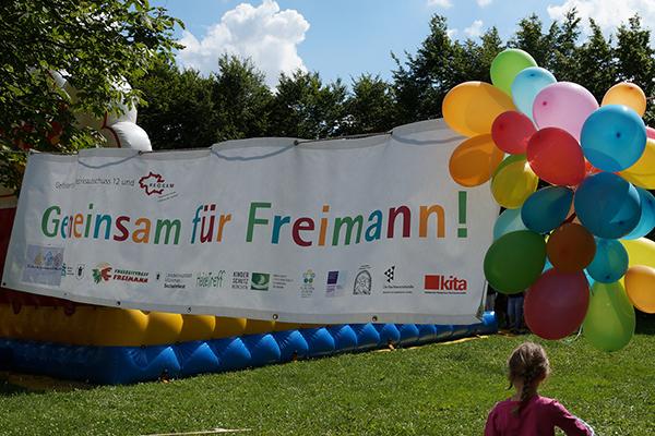 HeideTreff: Gemeinsam für Freimann!