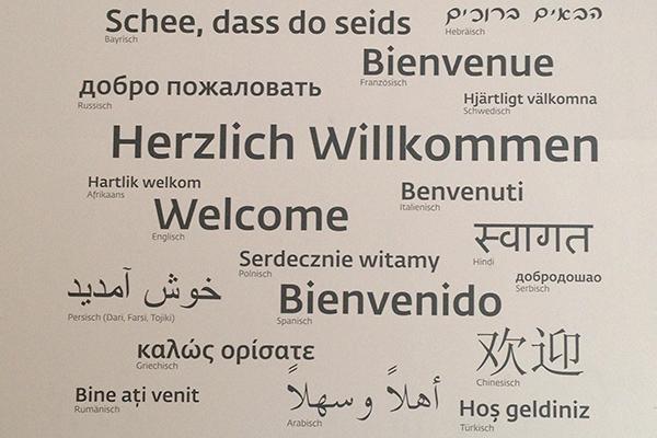 Nachbarschaftstreff Heinrich trifft Böll: Herzlich Willkommen!