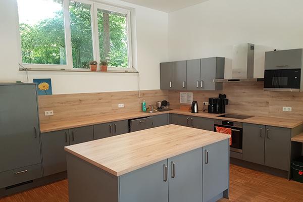 Nachbarschaftstreff Langbürgener Straße: Küche