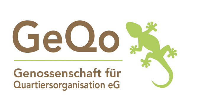 Quartiersmanagement Prinz Eugen Park: Logo GeQo