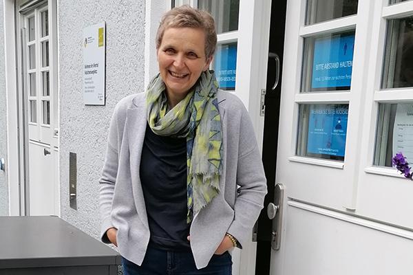 Nachbarschaftstreff am Walchenseeplatz: Treffleitung Kerstin Brinckmann