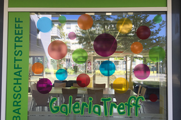 Galeria Treff: Eingang