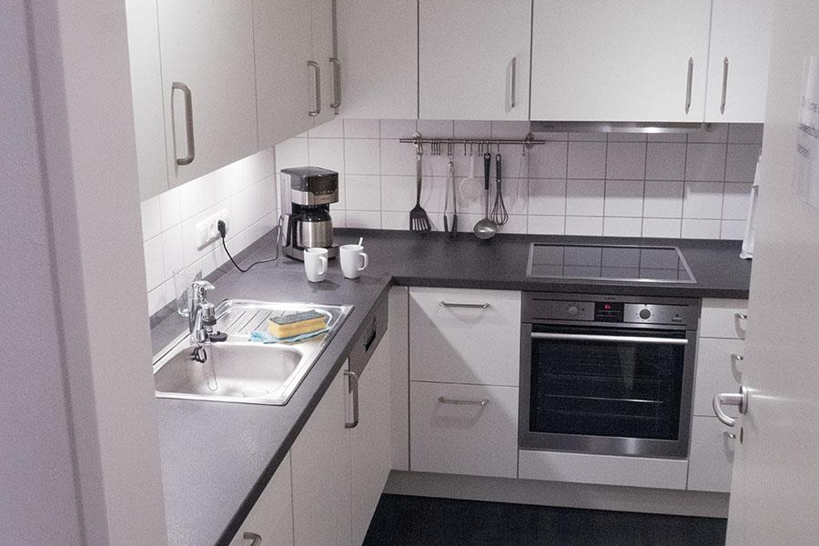 Nachbarschaftstreff Oslostraße: Küche
