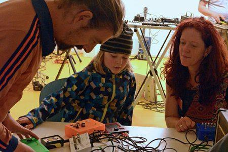 Nachbarschaftstreff Giesing: Musisches ausprobieren in den Musikübungsräumen