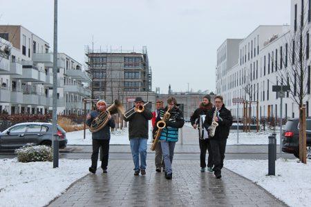 Nachbarschaftstreff Perlach: Band Beatprotest zum Eröffnungsfest