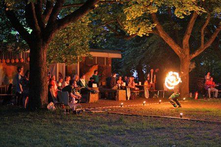Nachbarschaftstreff Trambahnhäusl: Trambahnhäusl-Abend