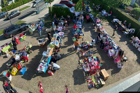 Nachbarschaftstreff Trudering: Flohmarkt