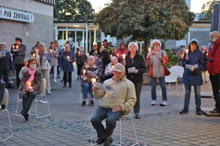 Freiwilligenmesse, Foto: Nachbarschaftstreff Blumenau