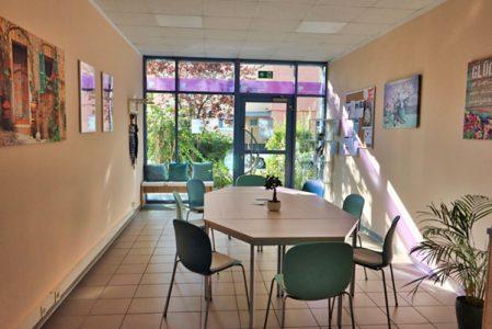 Treff Lerchenau: Gruppenraum